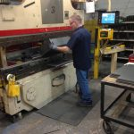 CNC PRESS BRAKE FORMING | METALWORKING GROUP