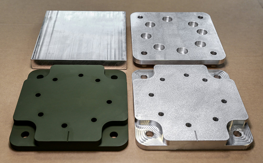 fabricated military products by metalworking group